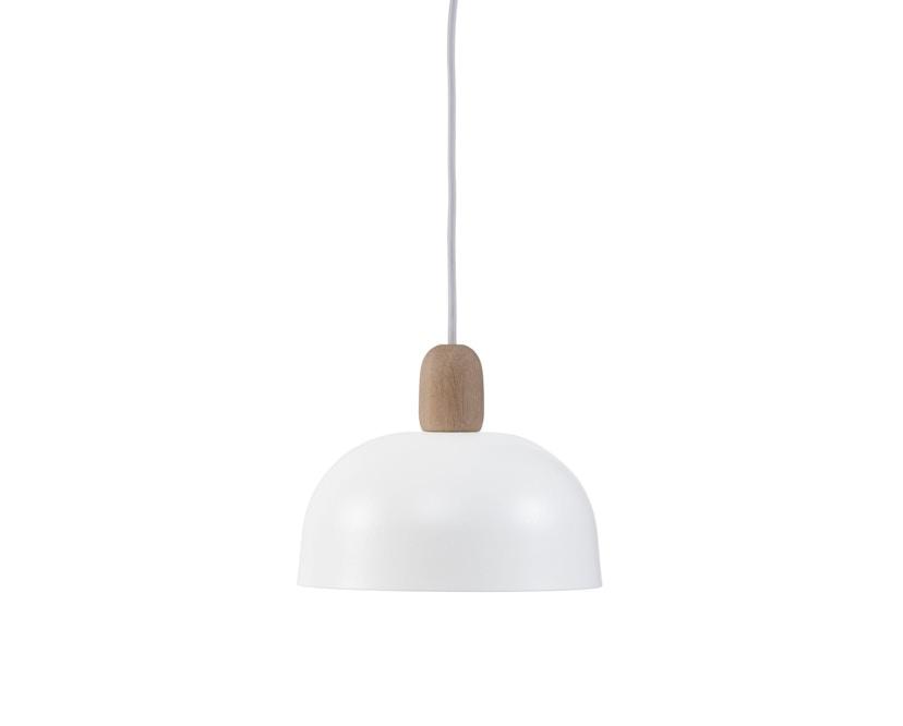Harto - Nina Pendelleuchte - weiß - 1