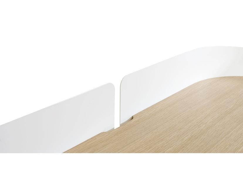 Harto - Victor Büro Schreibtisch - weiß - 4