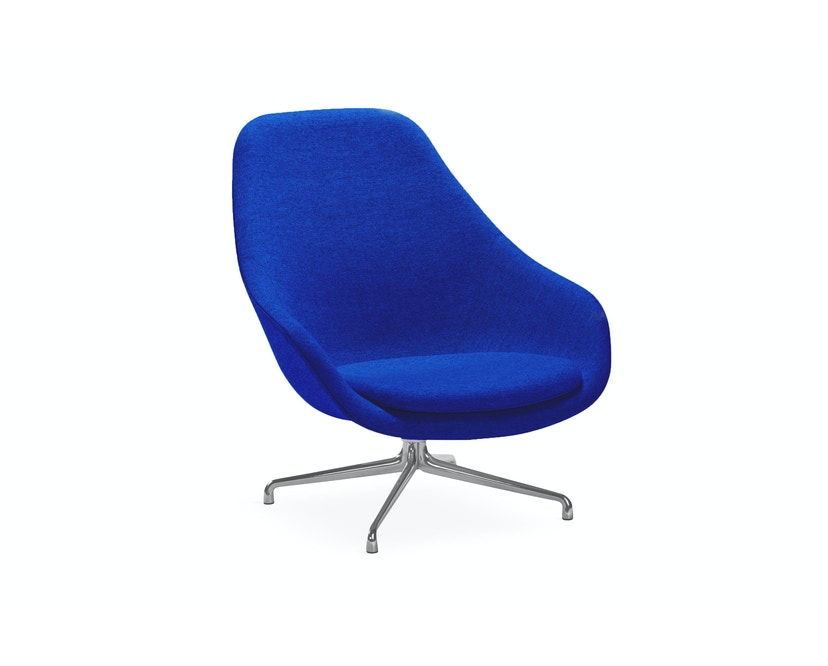 Hay - About a Lounge Chair 91 - blau