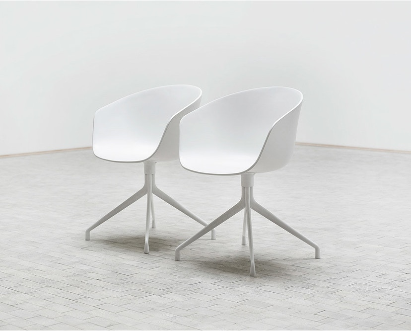 HAY - About a Chair AAC 20 - wit - grijs - 4