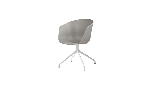 HAY - About a Chair AAC 20 - wit - grijs - 3