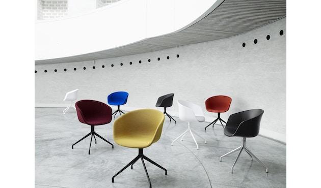 HAY - About a Chair AAC 20 - Sitz schwarz - Gestell schwarz - 6