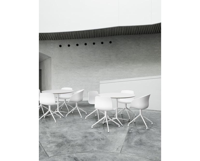 HAY - About a Chair AAC 20 - mosterdgeel - Aluminium, gepolijst - 5