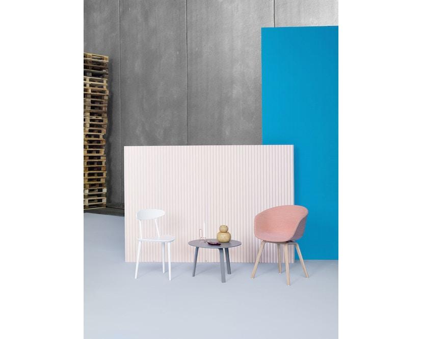 HAY - About A Chair Low AAC 42 - zwart gebeitst - zwart - 12