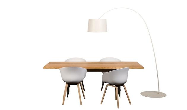 HAY - About A Chair Low AAC 42 - schwarz - Esche schwarz gebeizt - 11