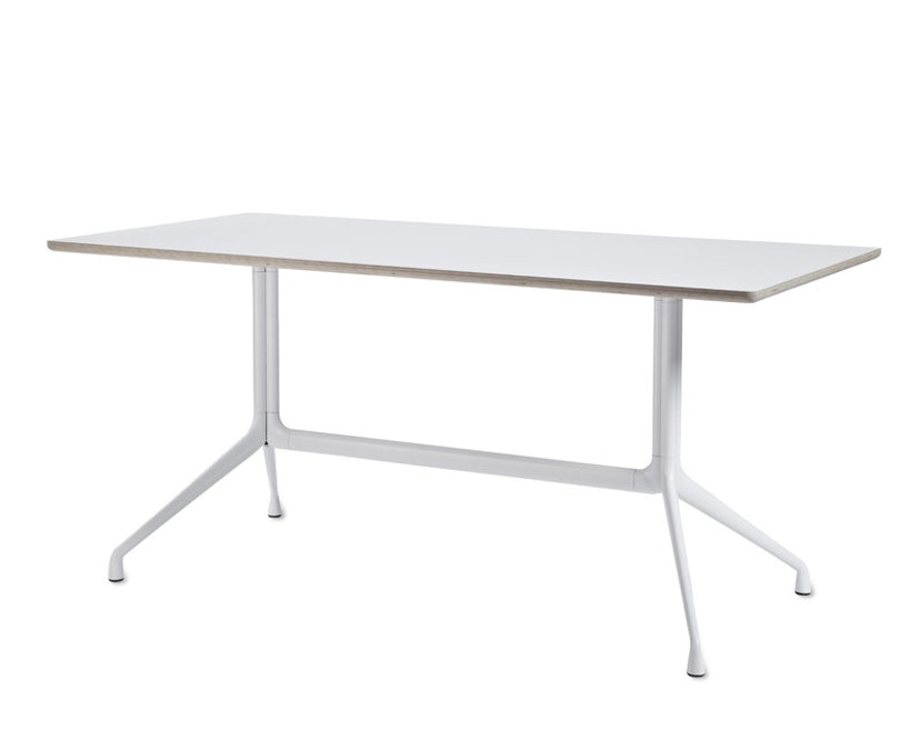 HAY - About A Table AAT10 - 160 x 80 cm  - weiß - 1