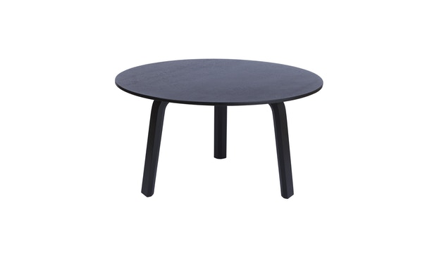 HAY - Bella Coffee Table - 60/39 - schwarz - 1