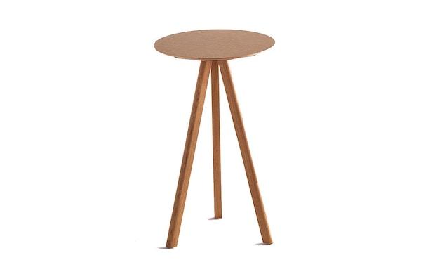 HAY - Copenhague CPH20 Stehtisch - Gestell klar lackiert - Tischplatte klar lackiert - 7
