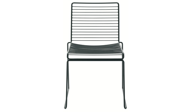 HAY - Hee Dining Chair - schwarz - 1