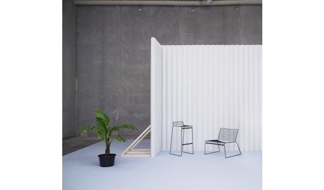 HAY - Hee Lounge Chair - zwart - 10