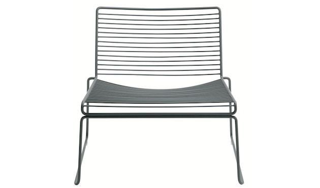 HAY - Hee Lounge Chair - asphaltgrau - 5