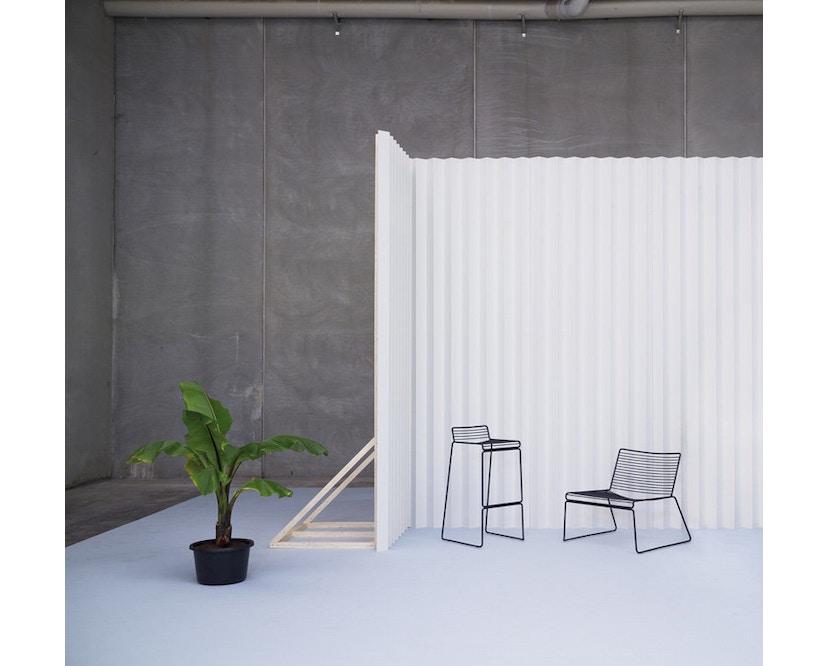 HAY - Hee Lounge Chair - asphaltgrau - 10