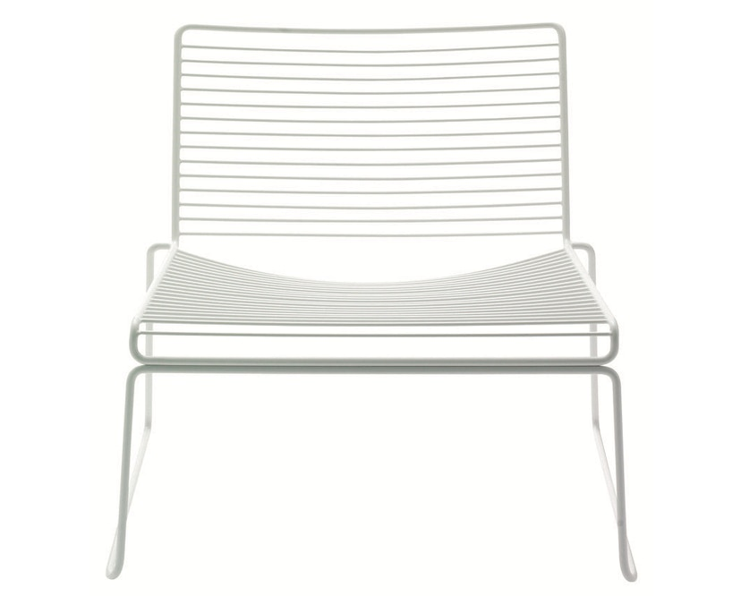 HAY - Hee Lounge Chair - weiß - 3