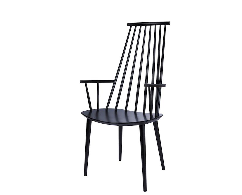 HAY - Chaise J110 - noir - 1