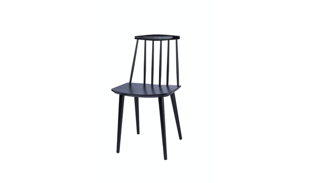HAY - J77 stoel - zwart - 1