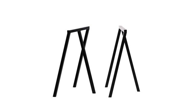 HAY - Loop Stand Frame - zwart - 1