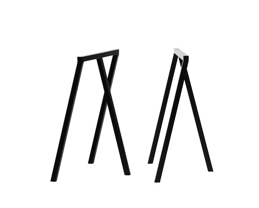 HAY - Loop Stand Frame - S - schwarz - 1