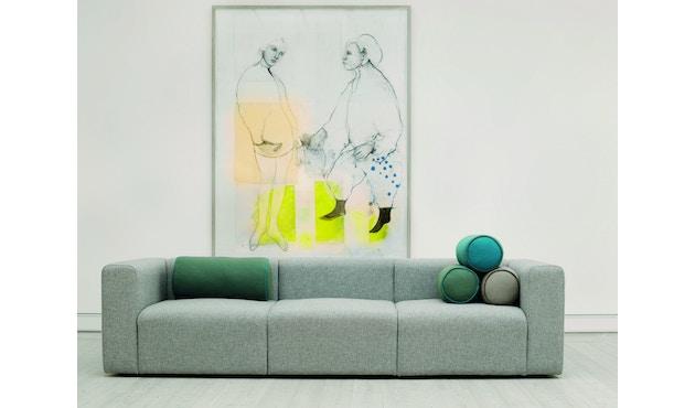 HAY - Mags 3-Sitzer  Sofa-Kvadrat Hallingdal 110 - 3