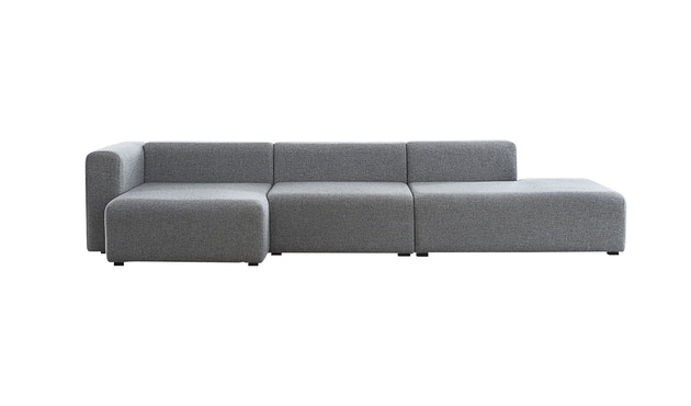 HAY - Mags Surface - Ecksofa - Surface dunkelgrau 190 - 1