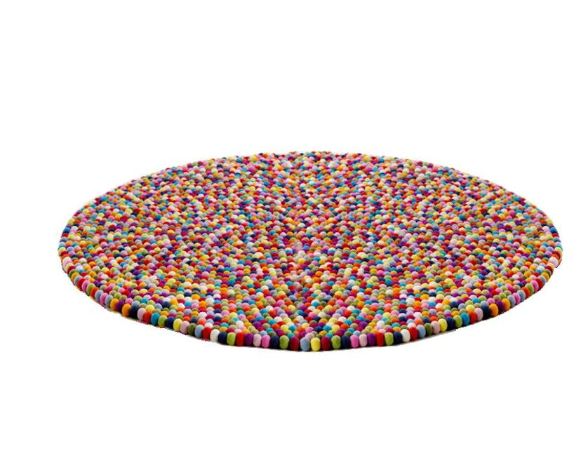 HAY - Teppich Pinocchio - 140 cm multicolour - 1