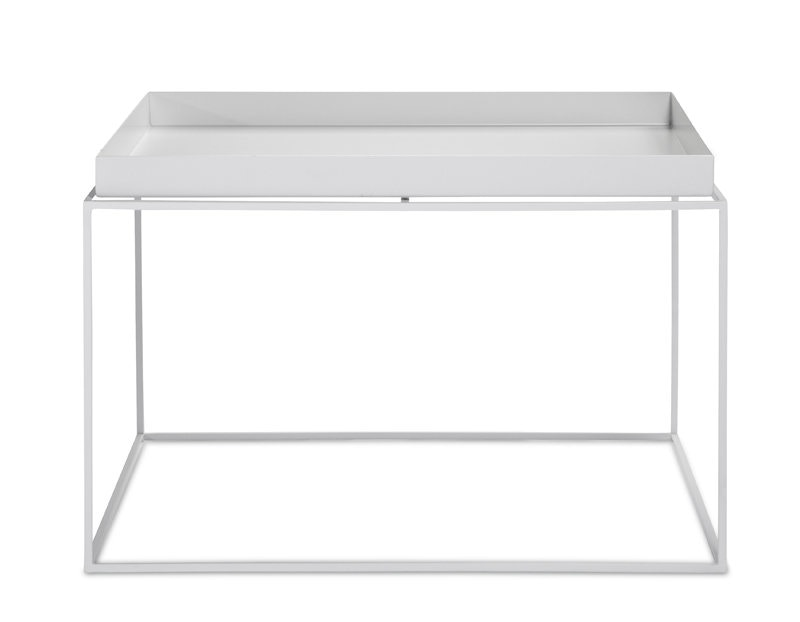 HAY - Table Tray - 60 x 39 x 60 cm - blanc - 6