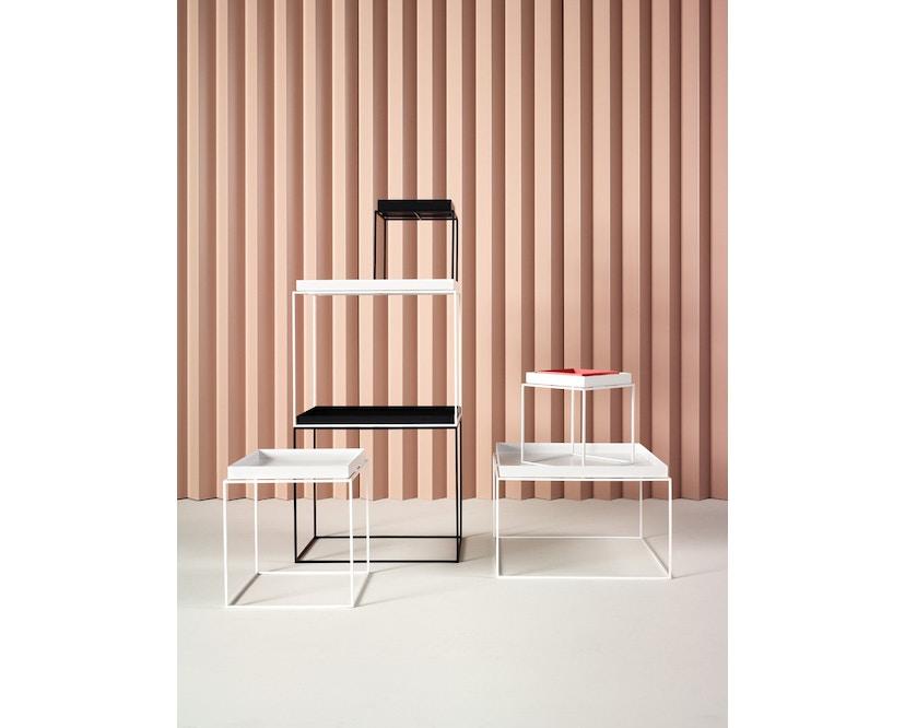 HAY - Tray Table - 40 x 44 x 40  cm - zwart - 3