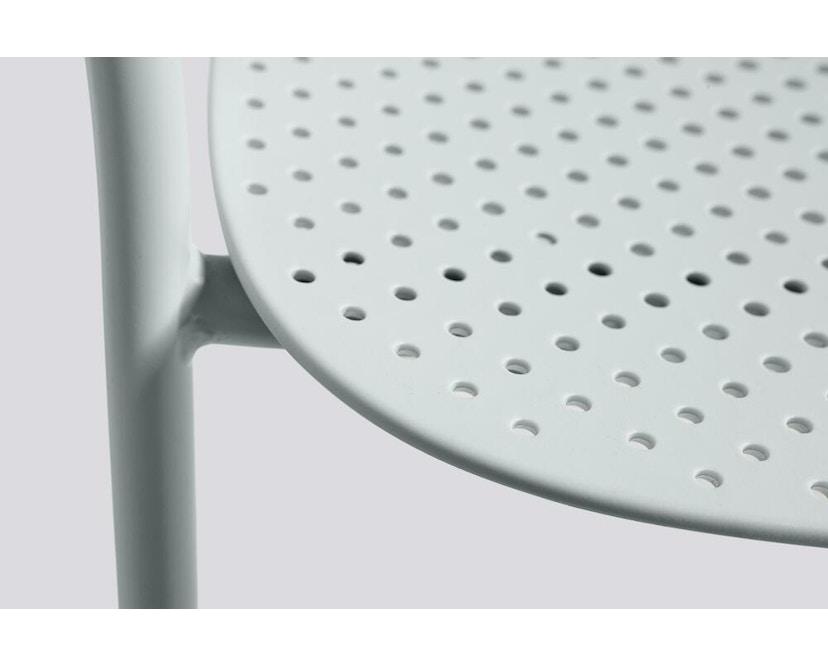 HAY - 13eighty Arm Chair - helles Schwarz - 4