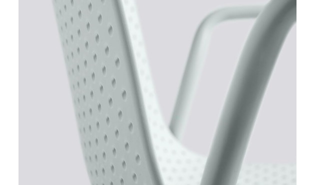 HAY - 13eighty Arm Chair - helles Schwarz - 5