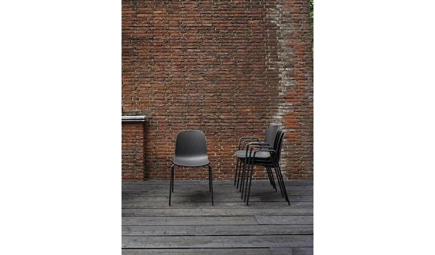 HAY - 13eighty Arm Chair - helles Schwarz - 8
