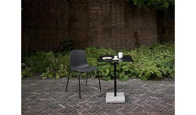 HAY - 13eighty Arm Chair - helles Schwarz - 9
