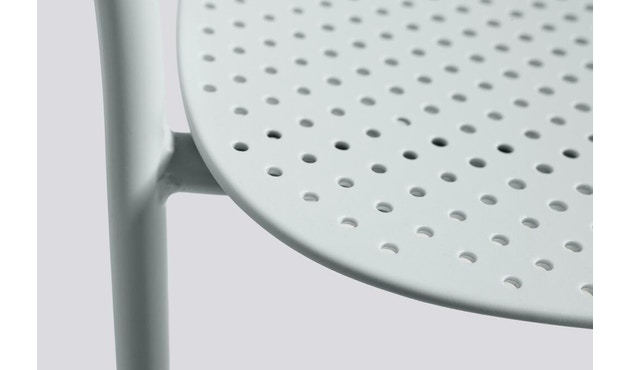 HAY - 13eighty Chair - helles Schwarz - 2