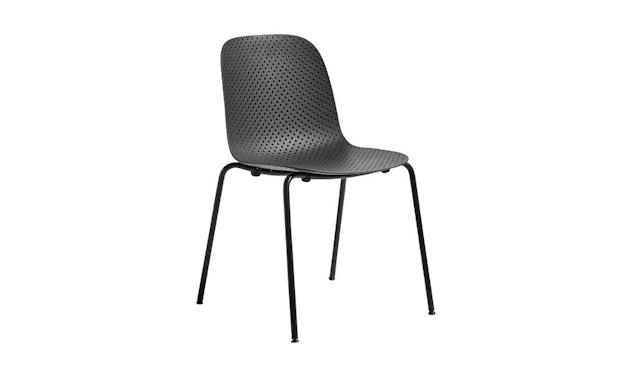 HAY - 13eighty Chair - helles Schwarz - 1