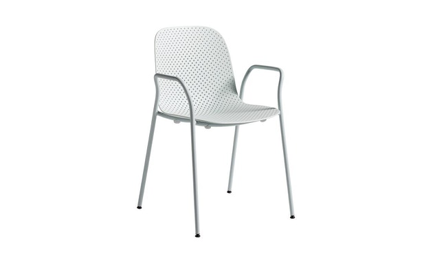 HAY - 13eighty Chair - soft blue - 1