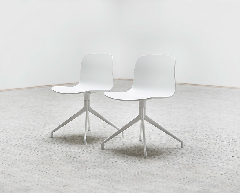 HAY - About a Chair AAC 10 - orange - alu poli - 10