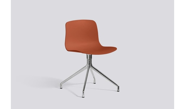 HAY - About a Chair AAC 10 - orange - alu poli - 11
