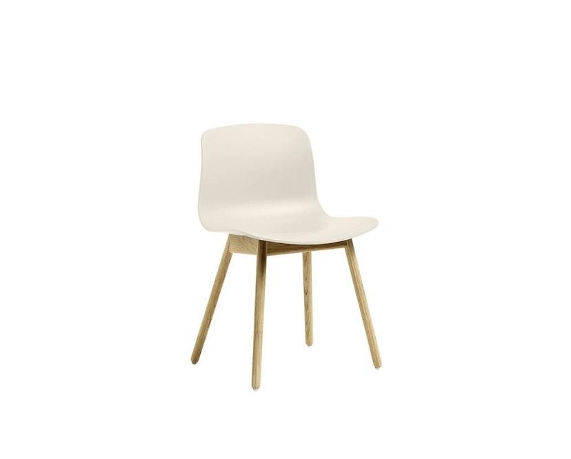 HAY - About a Chair AAC 12 - crèmewit - Eik mat gelakt - 3