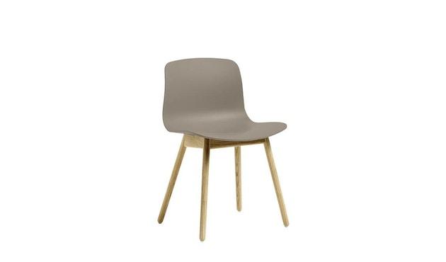 HAY - About a Chair AAC 12 - khaki - Gestell Eiche matt lackiert - 3