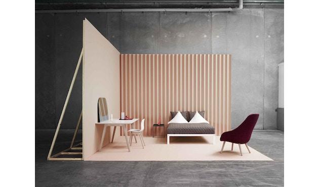 HAY - About a Chair AAC 12 - noir - décapé noir - 6
