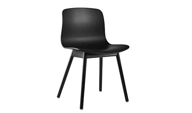 HAY - About a Chair AAC 12 - noir - décapé noir - 1