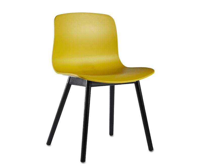 HAY - About a Chair AAC 12 - senfgelb - Gestell Eiche Schwarz - 4