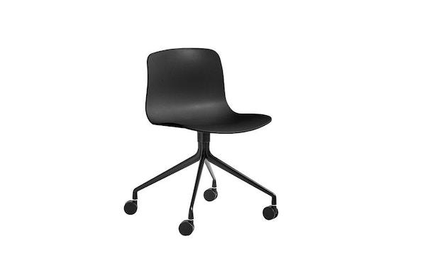 HAY - About a Chair AAC 14 - schwarz - Gestell schwarz - 1
