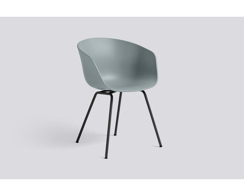 HAY - About a Chair AAC 26 - grijsblauw - wit - 4