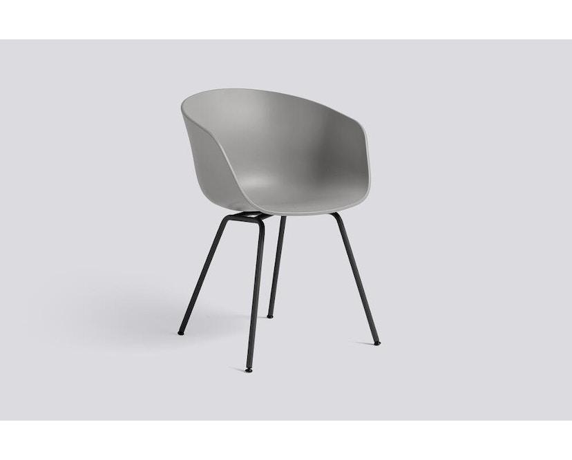 HAY - About a Chair AAC 26 - zwart - betongrijs - 4