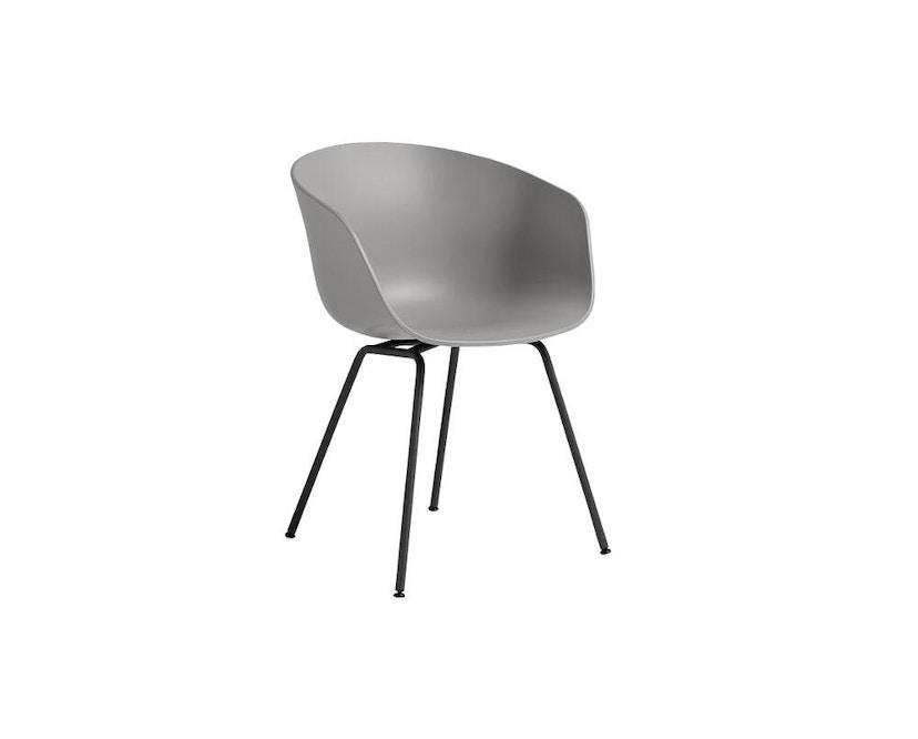 HAY - About a Chair AAC 26 - zwart - betongrijs - 2