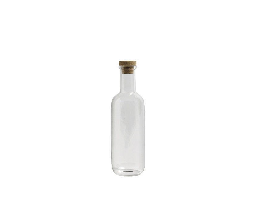HAY - Bottle Glasflasche - transparent - S - 1