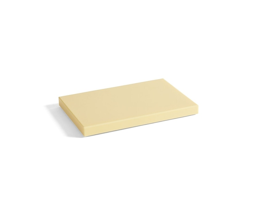 HAY - Schneidebrett - rechteckig - M - gelb - 1