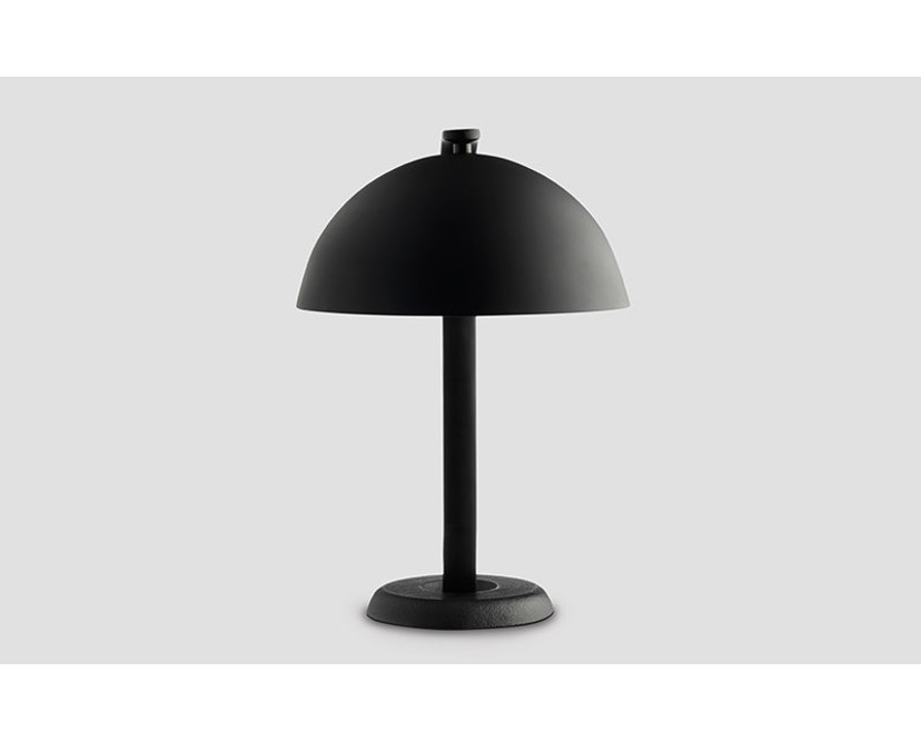 HAY - Cloche tafellamp - zwart - 2