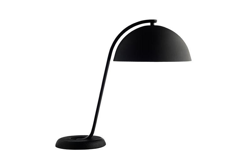 HAY - Lampe de table Cloche - noir - 3