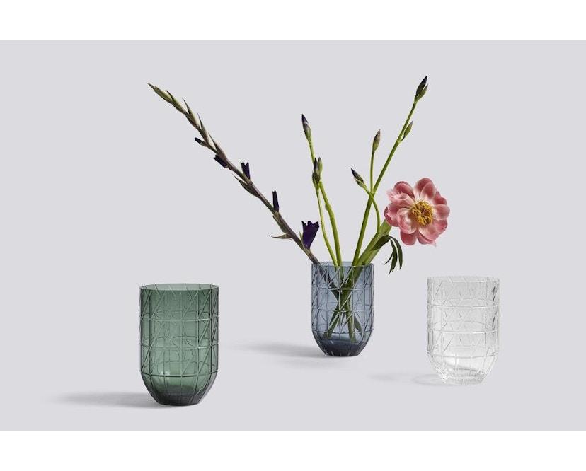 HAY - Colour Vase - blau - L - 2