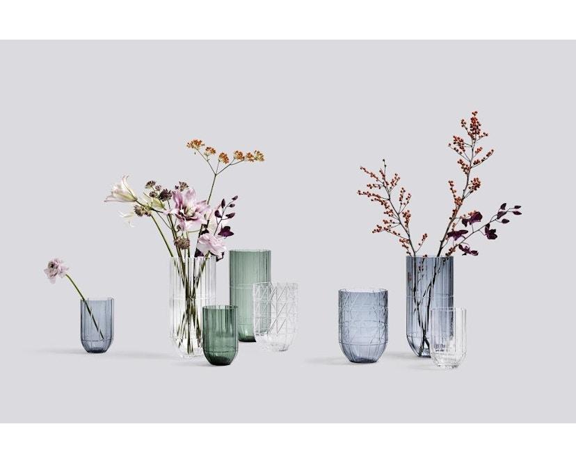 HAY - Colour Vase - blau - L - 3